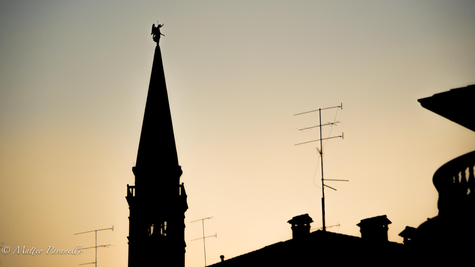 vista campanile Sacile